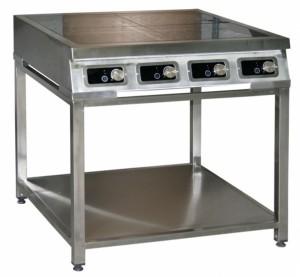 Индукционные плиты: плюсы и минусы