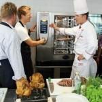 Как готовить в пароконвектомате?