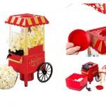 Как выбрать аппарат для попкорна