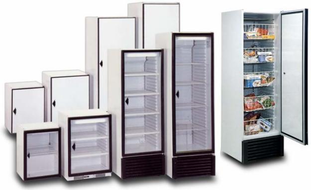 Как выбрать холодильный шкаф