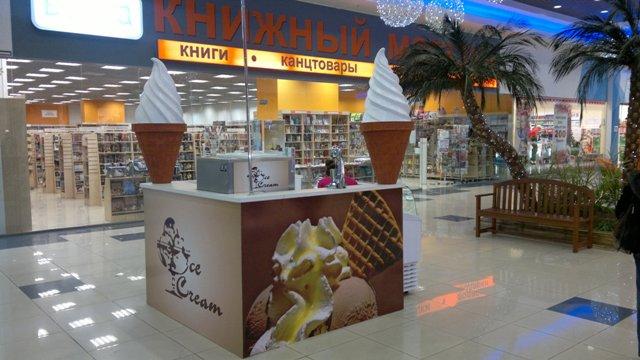 Как открыть точку по продаже молочных коктейлей и мягкого мороженого