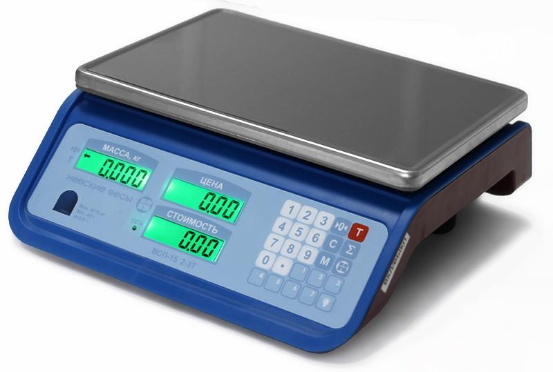Как выбрать весы электронные торговые