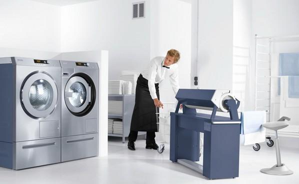 Какое оборудование нужно для прачечной