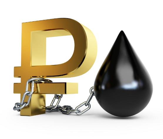 Почему рубль зависит от нефти