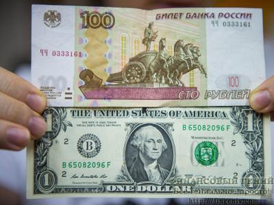 Что будет, если доллар будет стоить 100 рублей