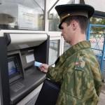 Зарплата военнослужащих в 2017 году в России: последние новости