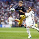 Атлетико - Реал 10 мая 2017 года