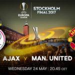 Аякс – Манчестер Юнайтед 24 мая 2017 года