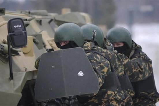 Реформа силовых структур в России в 2017 году