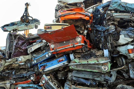 Утилизация автомобилей в 2017 году в России
