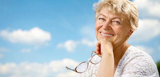 с фото пожилых женщин