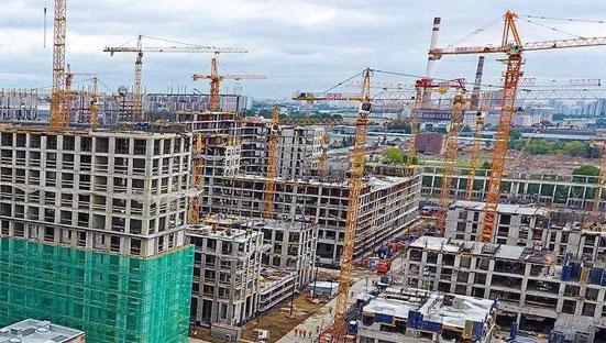 Последние новости о реновации пятиэтажек в Москве