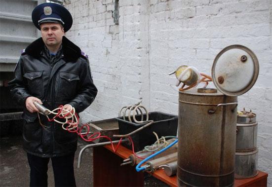 Закон о самогоноварении в России в 2018 году