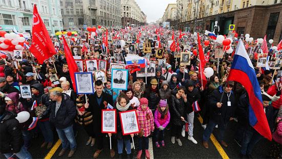 Что еще нужно знать, собираясь на шествие Бессмертного полка в Москве