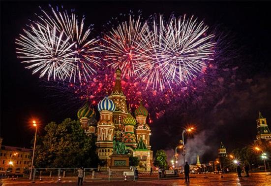 Мероприятия к 9 мая в парках Москвы