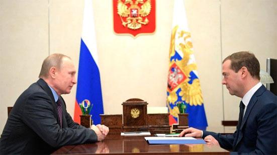 Персональный состав нового правительства России с 2018 года