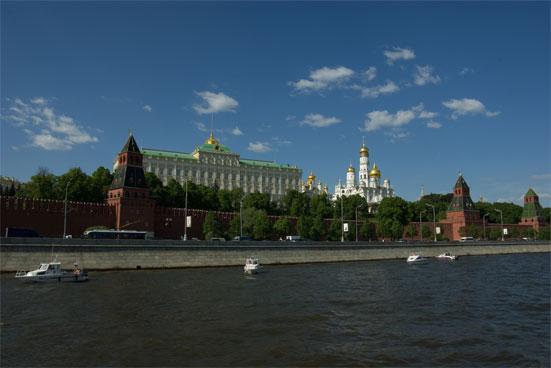 Москва вступает в период гроз и ливней