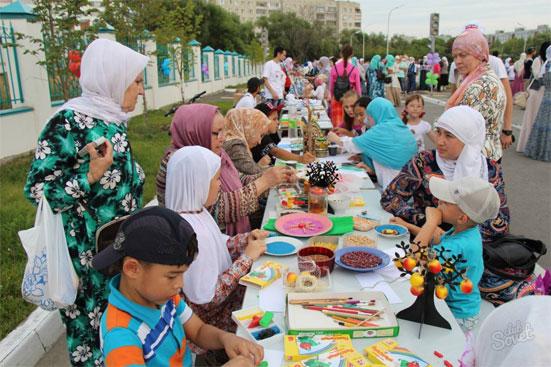 Является ли Ураза Байрам выходным днем в России в 2018 году