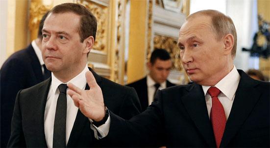 Отставка Медведева и кто займет его пост