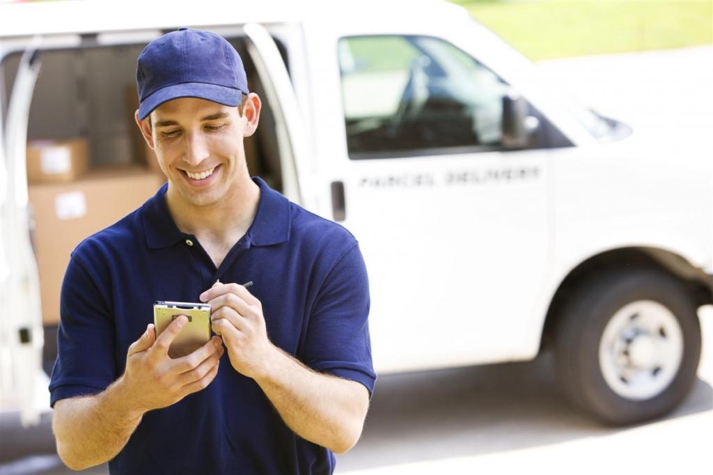 Как выбрать службу доставки