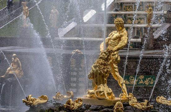 Дата закрытия фонтанов в Петергофе в 2018 году: официальный сайт музея-заповедника