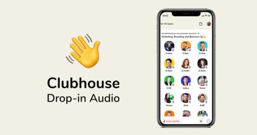 что такое clubhouse социальная сеть